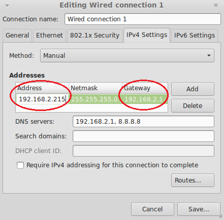 Step 2: Firewall and Port Forwarding | The Nerd Cave (mirror)
